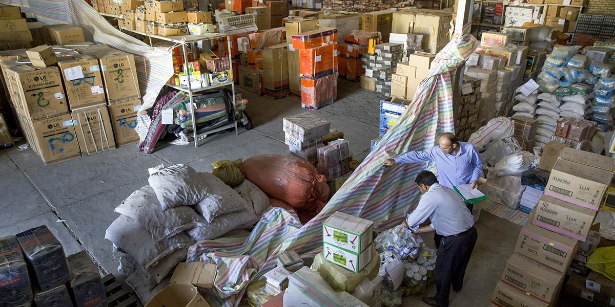 راه فرار قاچاقچیان با انبارهای صوری
