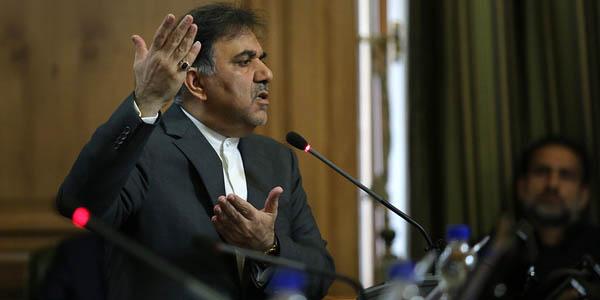 عباس آخوندی: هوشمندسازی حملونقل ایمنی را افزایش میدهد