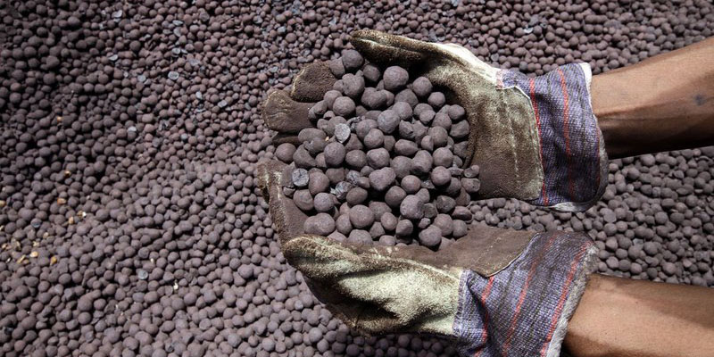 بررسی عملکرد تولید هشت ماه 10 شرکت بزرگ تولیدکننده آهن اسفنجی