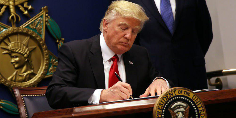بهانه جدید ترامپ در موضوع «پاره کردن برجام»