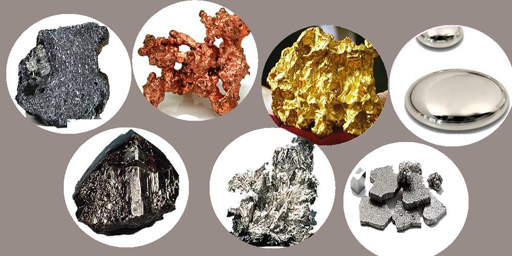 بررسی رویدادهای بازار فلزات طی سال گذشته میلادی