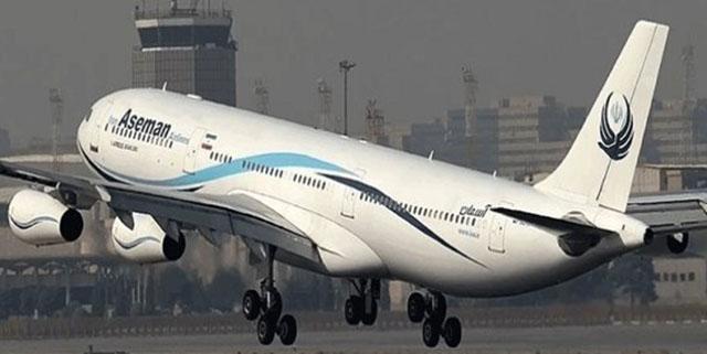 اولین هواپیمای برجامی شرکت «آسمان» تا 2 سال آینده وارد کشور میشود