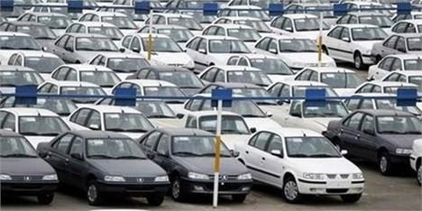 ۲۰درصد قیمت خودرو در ایران در جیب بانکها