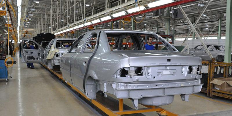 به احتمال بسیار زیاد خط تولید ۱۰ مدل خودرو تا تیرماه ۹۷ متوقف میشود
