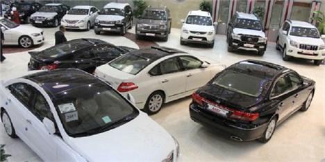 قیمتهای نجومی خودرو در بازار وارداتیها