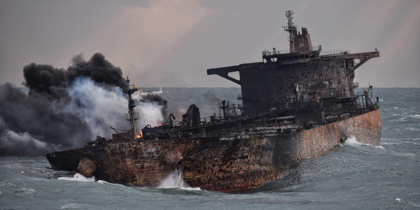 معاون دریایی سازمان بنادر: مصاحبه با خدمه کشتی چینی از جمعه آغاز میشود