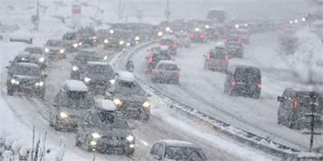 آخرین وضعیت ترافیکی جادهها/ بازگشایی سه محور مهم جادهای