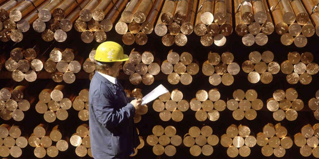 صعود دسته جمعی برای فلزات پایه