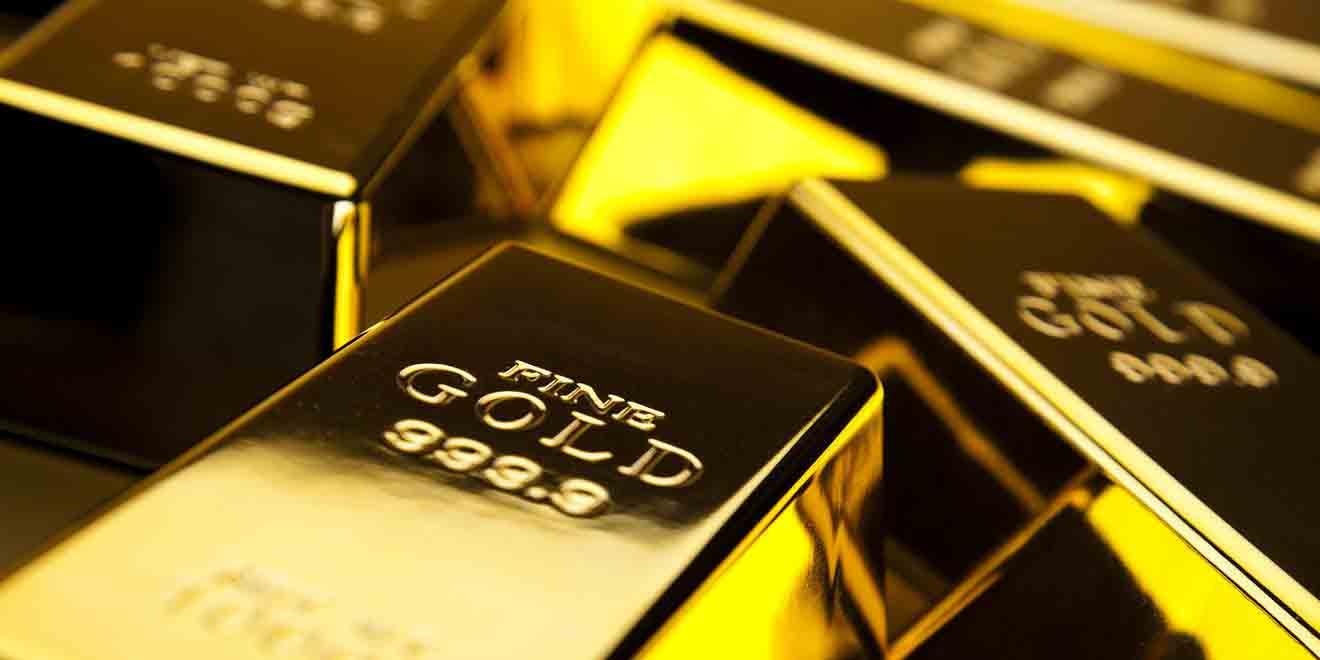 کاهش 13 دلاری قیمت طلا در بازار / هر اونس طلا 1335.3 دلار