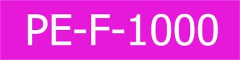 آنالیز مواد  F-1000 بانیار پلیمر