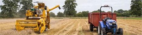 سرمایه گذاری ۵۵۰۰ میلیارد تومانی در مکانیزاسیون کشاورزی