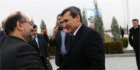 بررسی زمان بهرهبرداری ازپل مرزی سرخس - سرخس از سوی شریعتمداری و وزیر خارجه ترکمنستان
