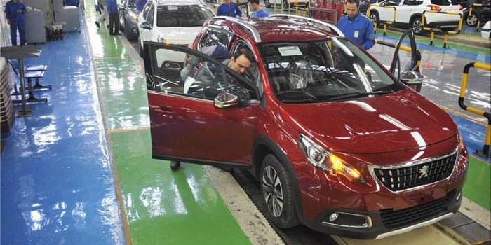 تیونینگ پژو 2008 با 110 قطعه آپشن در ایران خودرو آغاز شد