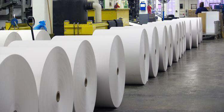 تولید کاغذ روزنامه حدود ۱۰۰ درصد کاهش یافته است