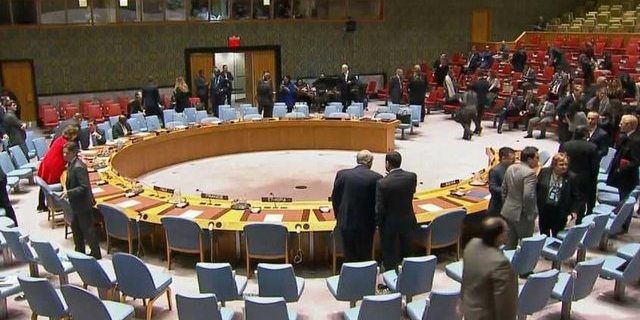 بعد از ۳ ساعت رایزنی، شورای امنیت بیانیه یک دقیقهای درباره سوریه صادر کرد!