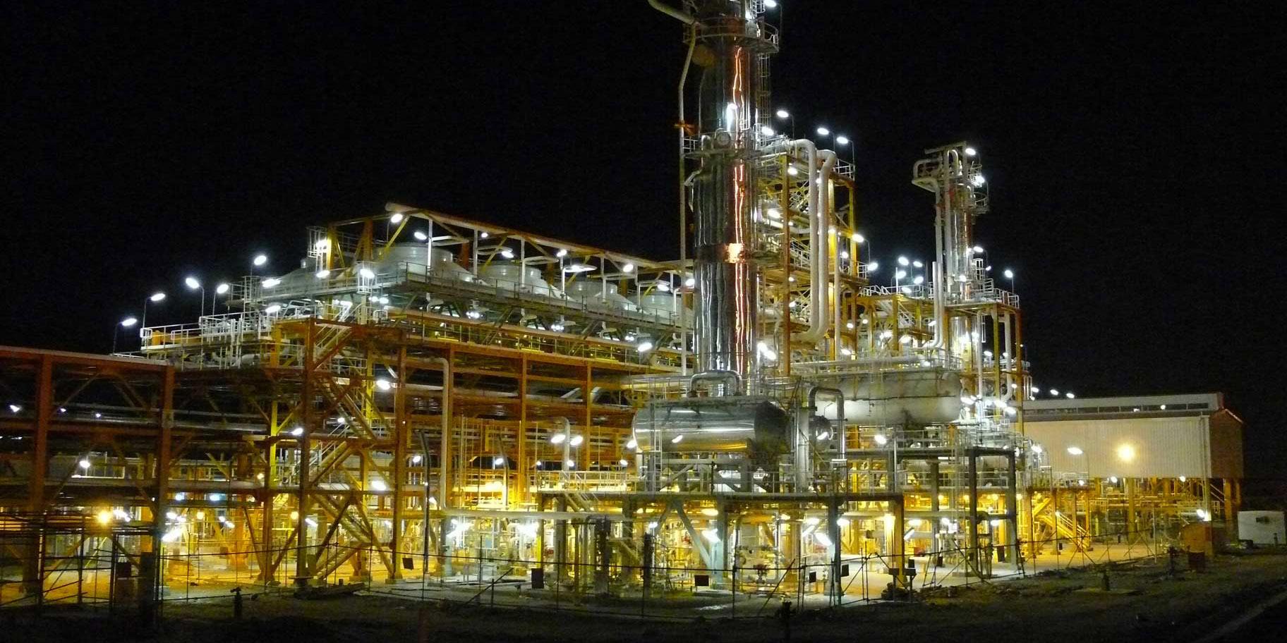 امضا نخستین قرارداد جدید نفتی با یک شرکت ایرانی