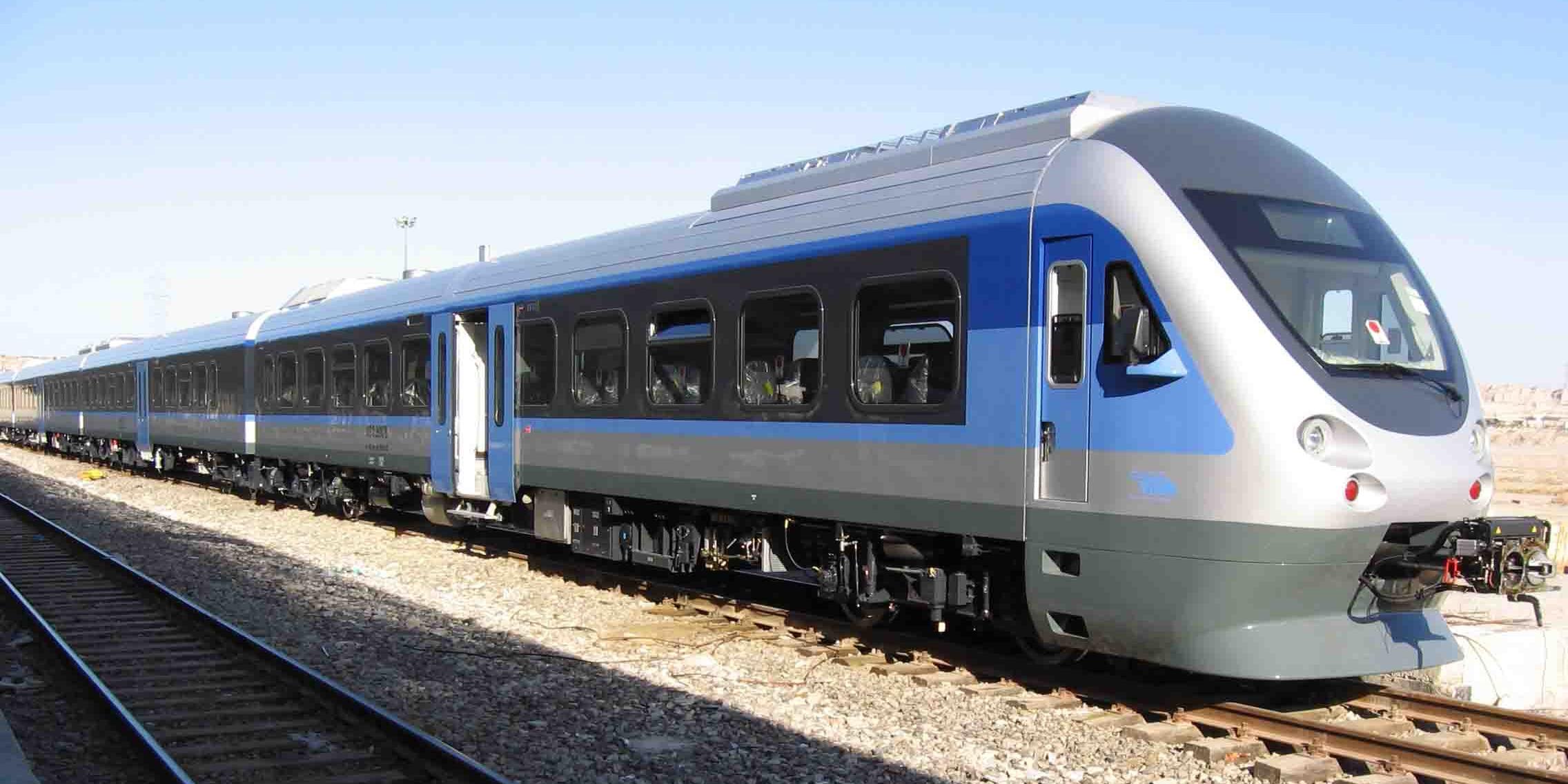 بهرهبرداری از راه آهن کرمانشاه پس از ۲۷ سال با حضور رئیس جمهور