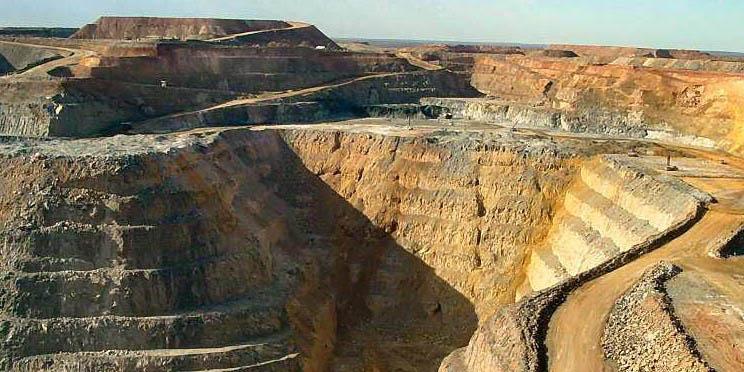 جعفر سرقینی: تراز تجاری بخش معدن، سال گذشته به 4 میلیارد دلار رسید