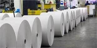 توقف تولید کاغذ در کارخانههای داخلی