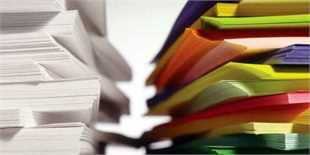 سهم 85 درصدی کاغذ خارجی در بازار داخلی