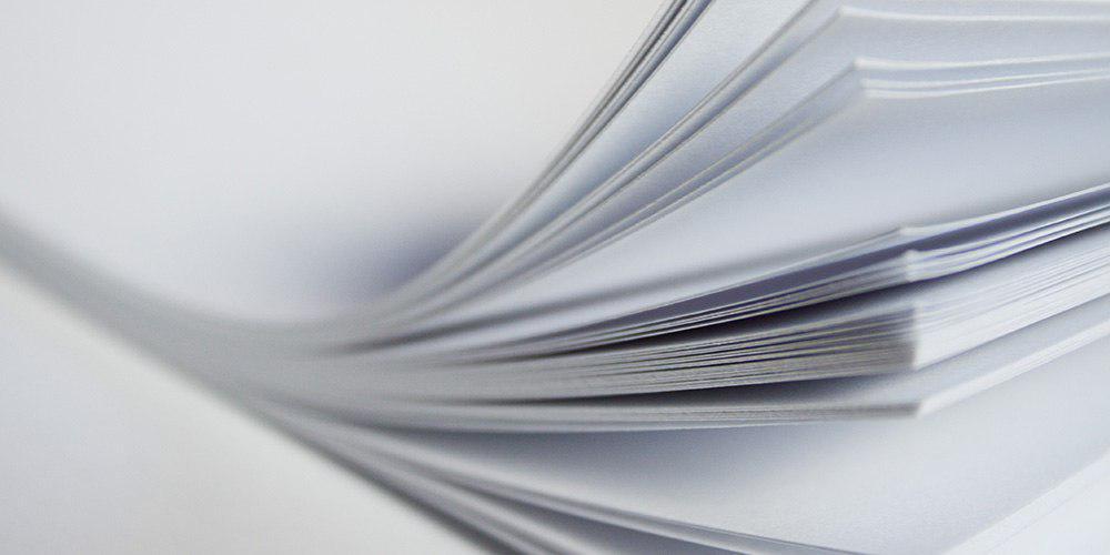 رئیس اتحادیه فروشندگان کاغذ و مقوا: کاغذ گران نمیشود