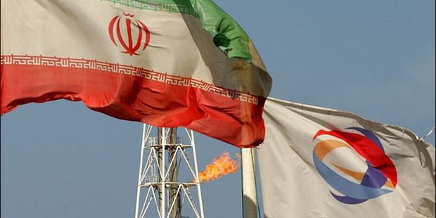 تلاش توتال برای معافیت از تحریمهای احتمالی آمریکا علیه ایران