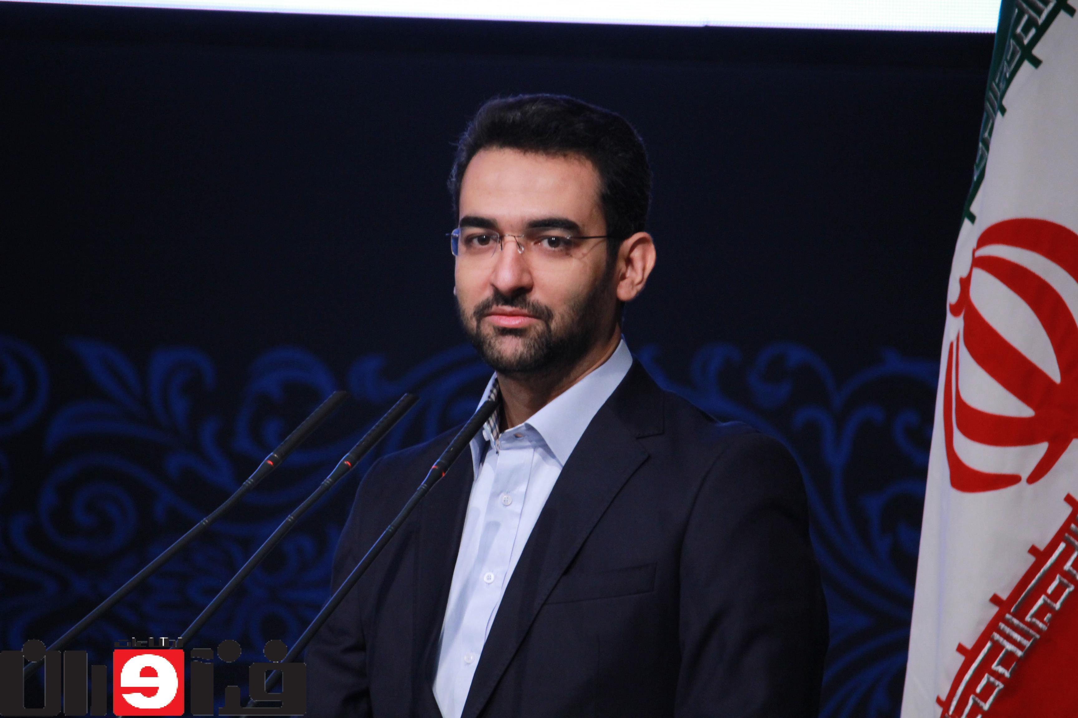 آذری جهرمی: وزارت ارتباطات در حوزه پیام رسان ها مجری بخشی از موضوعات است