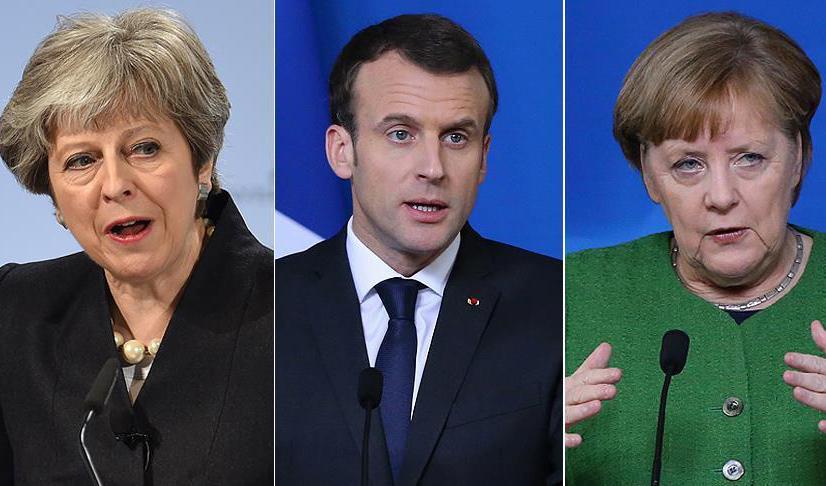 وزیران خارجه انگلیس فرانسه و آلمان درباره برجام با یکدیگر دیدار میکنند