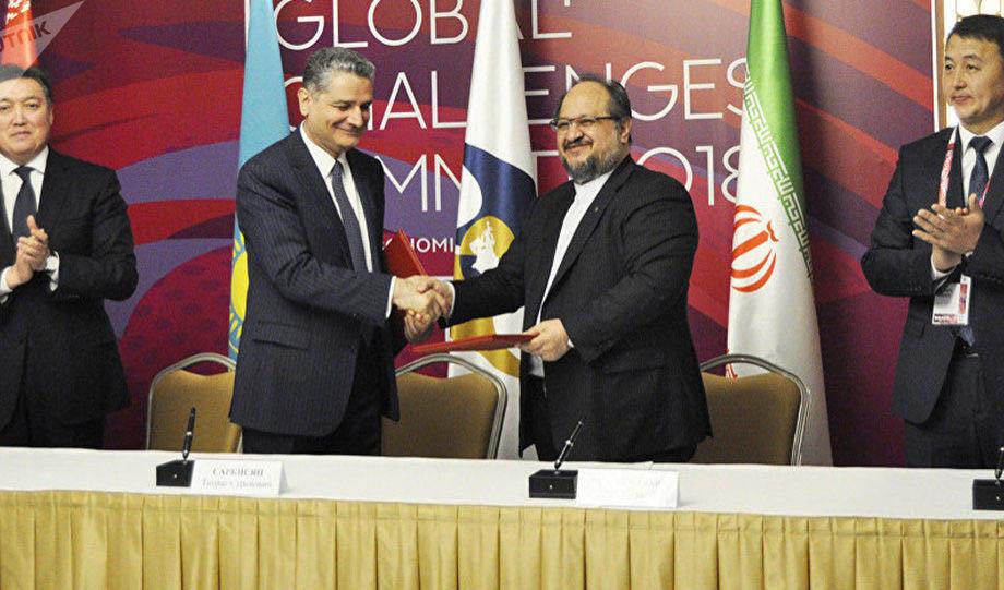 موافقتنامه ترجیحات تجاری ایران با اوراسیا به امضا رسید