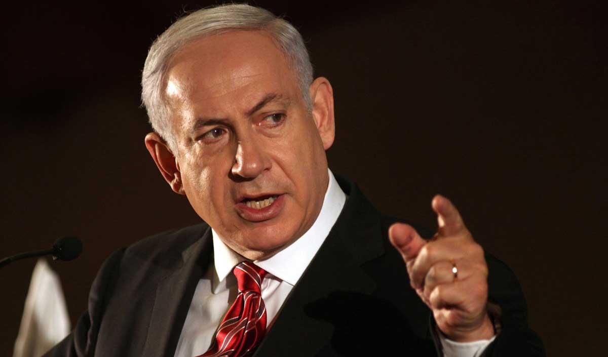 ابراز خرسندی بنیامین نتانیاهو از سخنان وزیر خارجه آمریکا