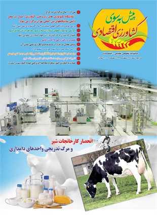 ماهنامه پیش به سوی کشاورزی اقتصادی (شماره 6)