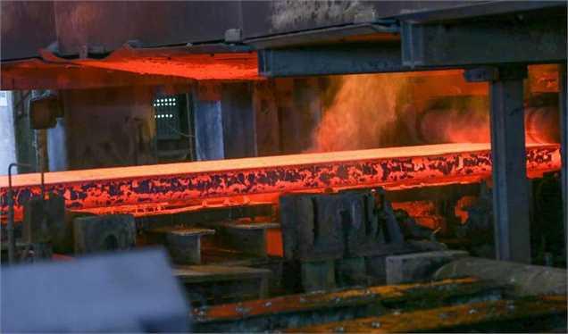 رشد 27 درصدی تولید فولاد خام در چهار ماهه نخست 2018
