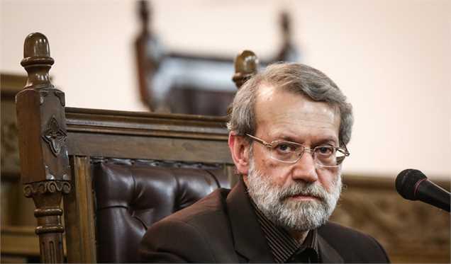 علی لاریجانی رئیس مجلس باقی ماند؛ مطهری و پزشکیان نایب رئیس