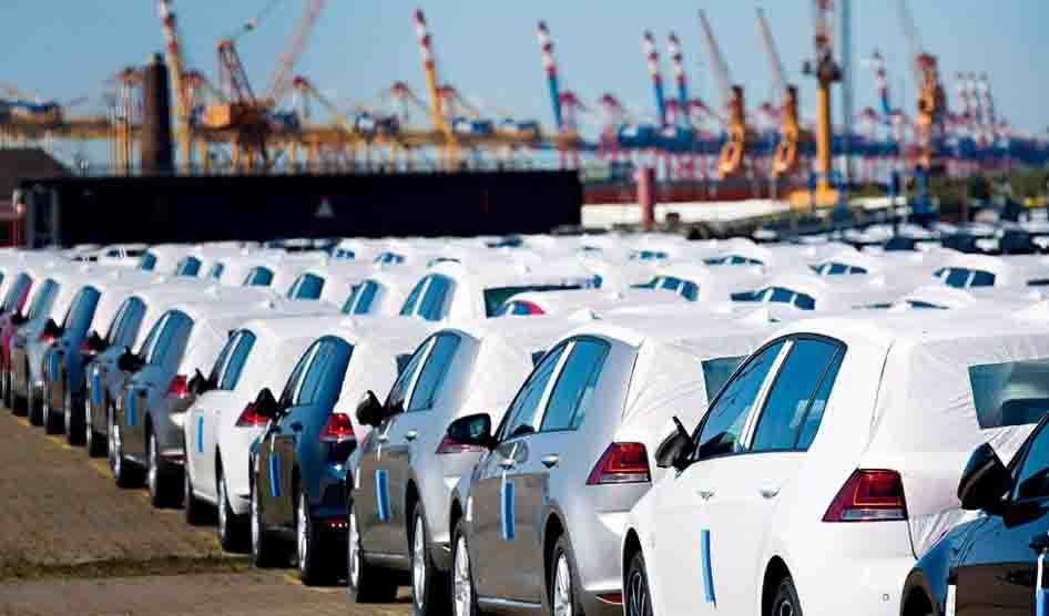 سالجاری بیش از ۳ هزار دستگاه انواع خودرو سواری وارد کشور شد