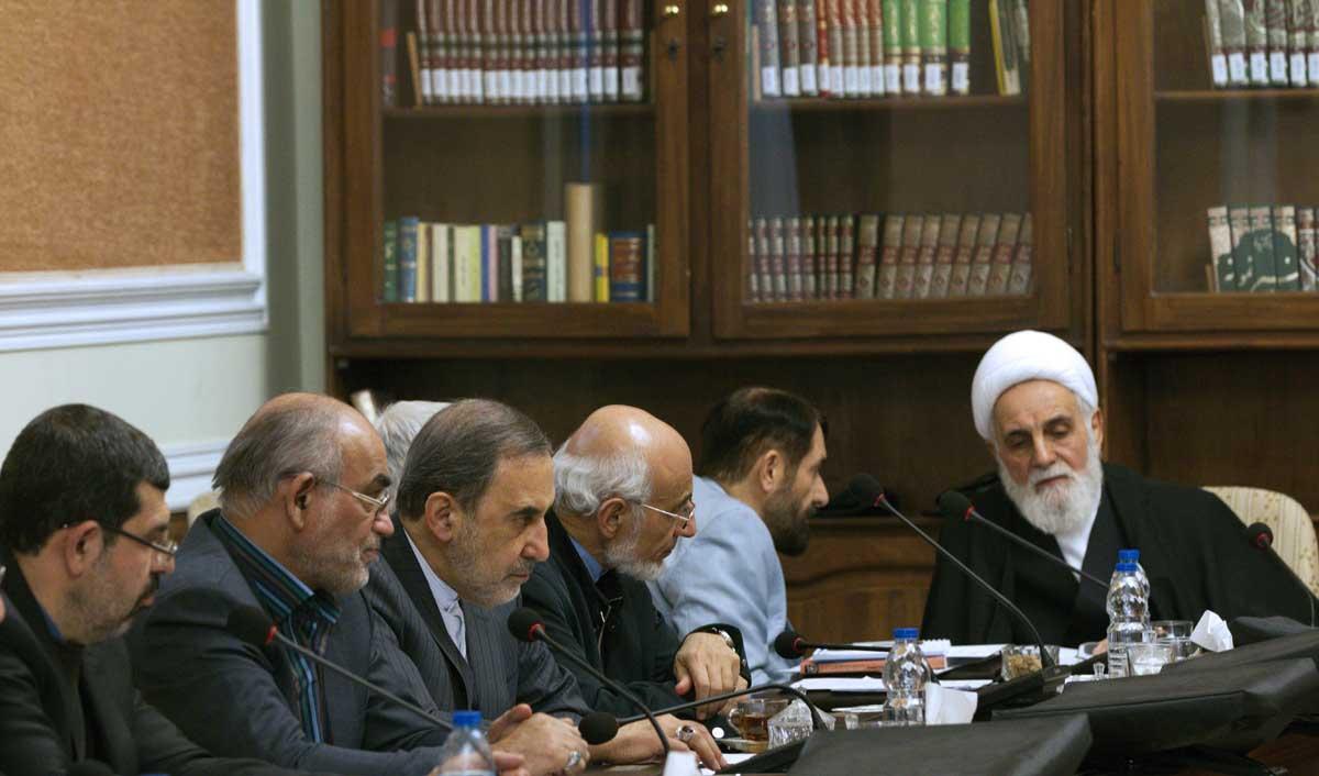 گزارش دولت از اجرای اقتصاد مقاومتی در هیات نظارت مجمع تشخیص
