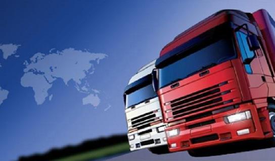 کامیونهای عراقی پشت مرزهای ایران