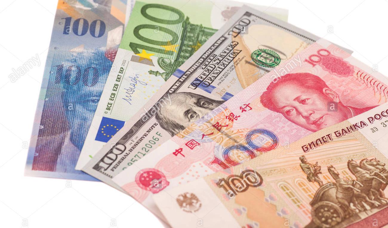 موافقت چین و روسیه برای افزایش سهم روبل و یوآن در پرداختهای تجاری