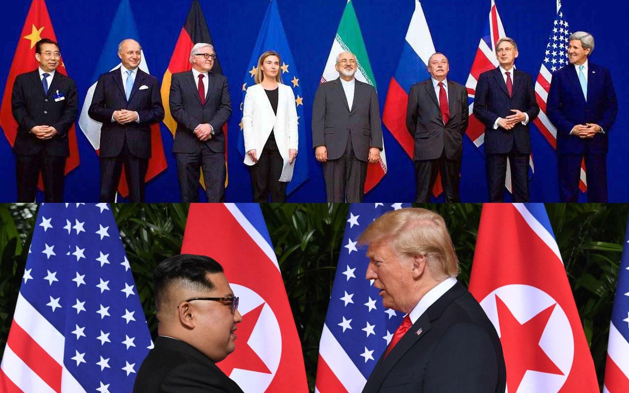 تفاوت ایران و کرهشمالی در مذاکرات در چیست؟