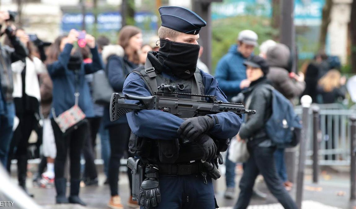 گروگانگیری در پاریس