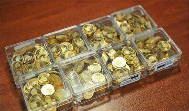 حباب 20 درصدی قیمت سکه