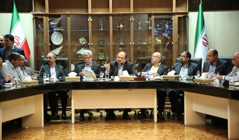 بررسی مشکلات اصناف با تشکیل 4 کمیته