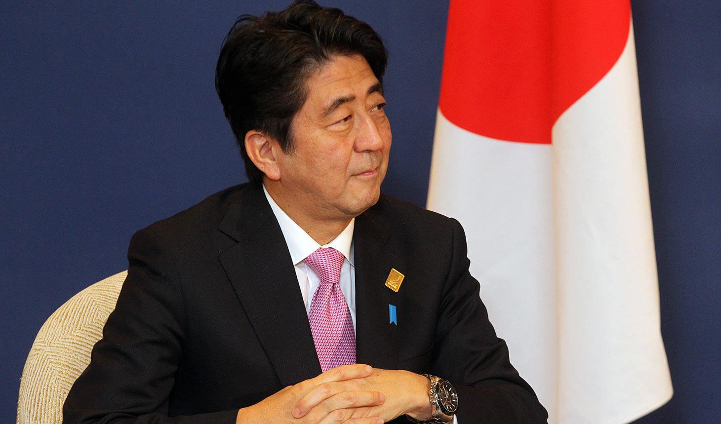 لغو سفر نخست وزیر ژاپن به تهران