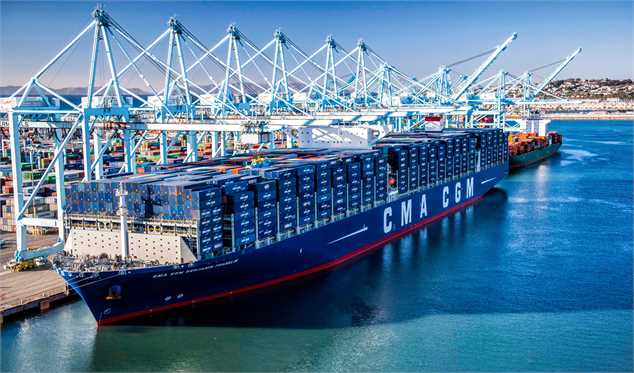 خروج شرکت حمل و نقل فرانسوی از ایران