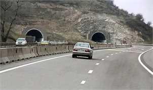 بهرهبرداری از قطعه یک آزادراه تهران ـ شمال تا پایان سال