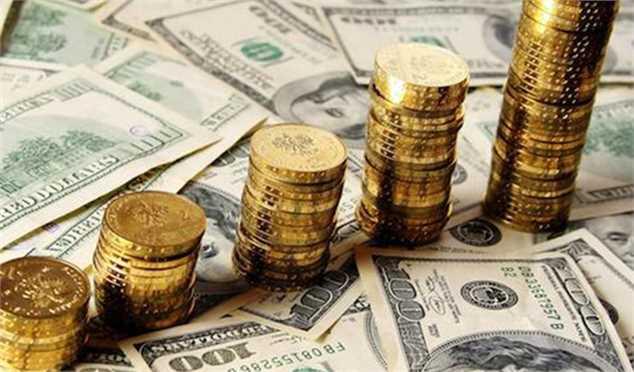 سکه ۲ میلیون و ۶۶۸ هزار تومان/ افت ۱۹۰ تومانی یورو