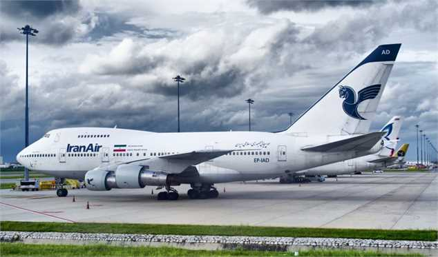 مجوز تحویل هواپیماهای ATR به ایران داده نمیشود