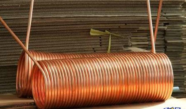 قیمت فلز مس در بازار جهانی ارزان شد