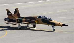 رونمایی از نخستین جنگنده ایرانی