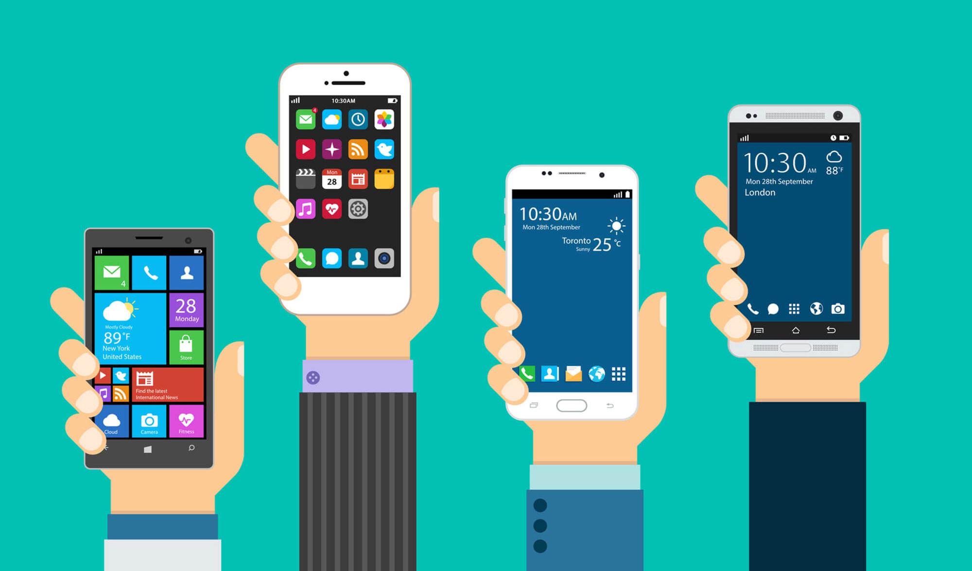 بازار منتظر صدور مجوز عرضه 600 هزار گوشی همراه وارداتی است