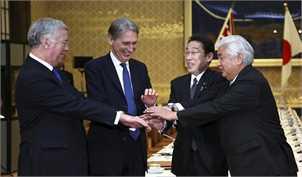 مشورت بریتانیا با ژاپن برای انعقاد قرادادهای نفتی و بیمهای با ایران در دوران تحریمها